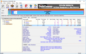 DiskGenius Professional Crack 5.4.2 With Full [Latest] Download 2021